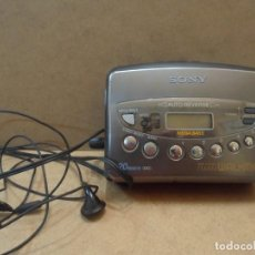 Radios antiguas: WALKMAN SONY. Lote 132696290