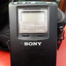 Radios antiguas - RADIO DE BOLSILLO SONY MODELO SRF-M903 - 132939602