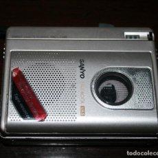 Radios antiguas: CASETE GRABADORA SANYOTALK-BOOK VAS. Lote 133016670