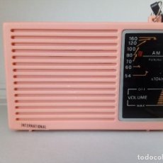 Radios antiguas: 269-RADIO TRANSISTOR INTERNATIONAL IC88. Lote 144835080