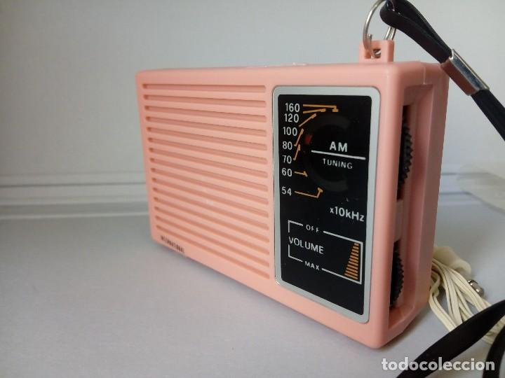 Radios antiguas: Radio transistor International IC88 - Foto 5 - 144835080