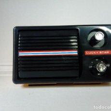 Radios antiguas: RADIO TRANSISTOR LUCKY STAR HS-668. Lote 133399778