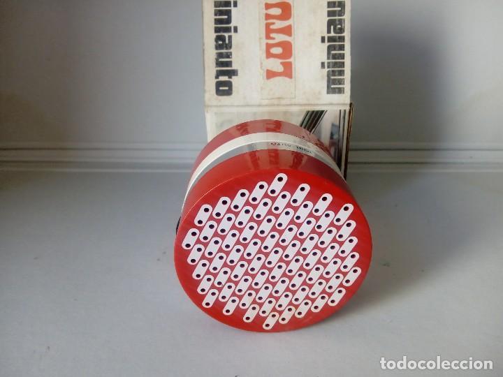 Radios antiguas: 280-Radio transistor Lotus miniauto - Foto 2 - 133624606