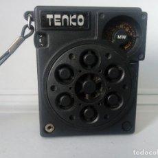 Radios antiguas: 48-RADIO TRANSISTOR TENKO. Lote 133626782
