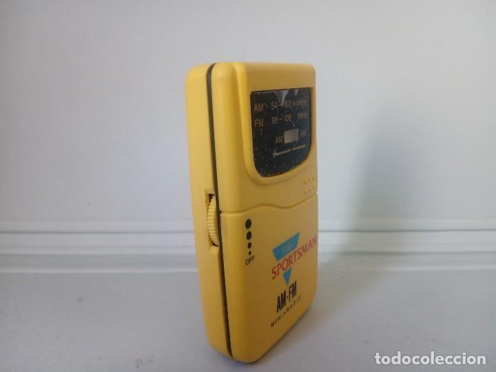 Radios antiguas: Radi transistor Reflex Sportsman - Foto 4 - 133643594