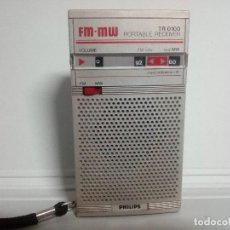 Radios antiguas: 28-RADIO TRANSISTOR PHILIPS TR0100. Lote 133675438