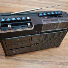 Radios antiguas: RADIO CASSETTE TOKIO LYON MUY BONITO. Lote 133714726
