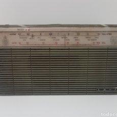 Radios antiguas: ANTIGUA RADIO MARCA LAVIS. MODELO 320 AM.. Lote 133717087