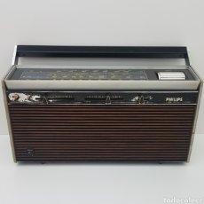 Radios antiguas: ANTIGUA RADIO PHILIPS RL311. AÑO 1974. FUNCIONANDO. Lote 133800633