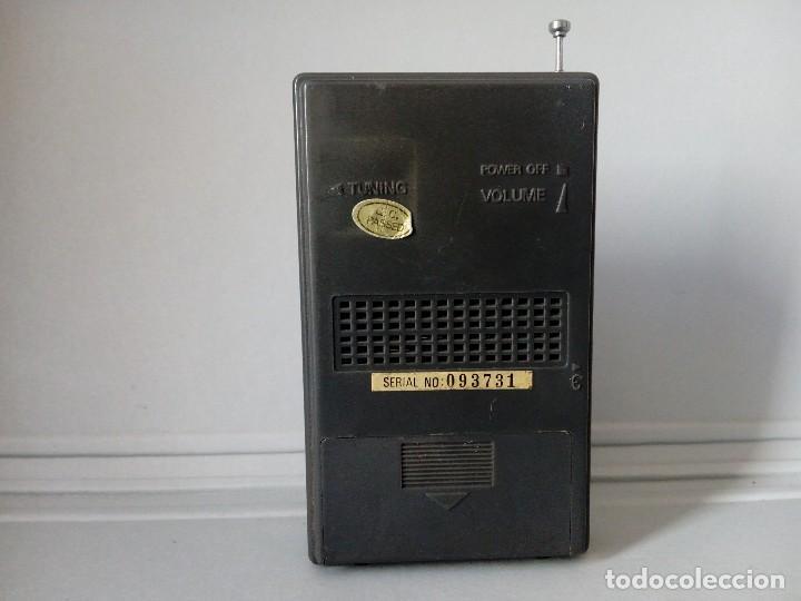 Radios antiguas: Radio transistor Tobishi - Foto 3 - 133808350