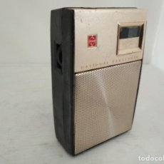 Radios antiguas: PEQUEÑO TRANSISTOR NATIONAL PANASONIC, MADE IN TAIWAM. Lote 134014062
