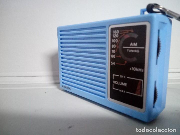 Radios antiguas: Radio transistor International - Foto 2 - 154832380