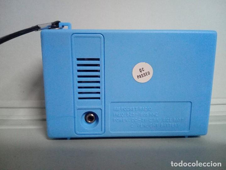 Radios antiguas: Radio transistor International - Foto 3 - 154832380