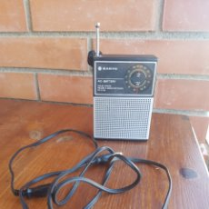 Radios antiguas: RADIO MARCA SANYO RP 5115 A PILAS Y 120/220 CON CABLE ORIGINAL. Lote 134391174