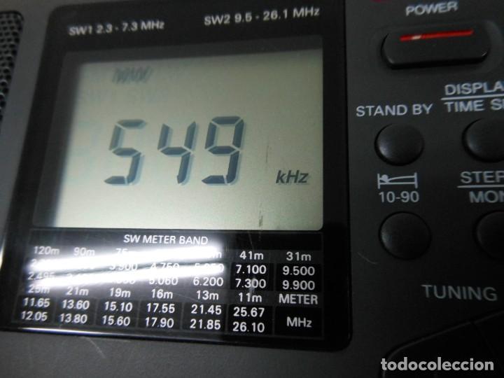 Radios antiguas: RADIO MULTIBANDAS MATSUI MODELO WR 220D - Foto 7 - 134439702