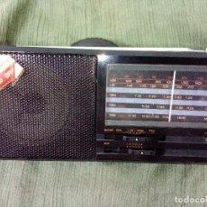 Radios antiguas: RADIO MULTIBANDAS INTERSOUND WE-9. Lote 134791966