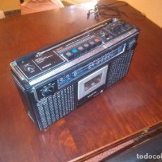 Radios antiguas: RADIO CASSETTE SANYO M992K0 AÑOS 80. Lote 134819926