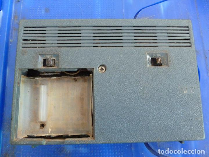 Radios antiguas: RADIO TRANSISTOR NATIONAL PANASONIC 8 TRANSISTOR - Foto 2 - 134844630