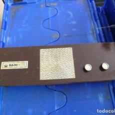 Radios antiguas: RADIO TRANSISTOR RADI-76. Lote 134866766