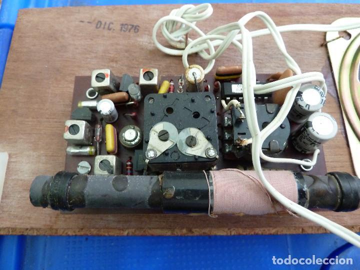 Radios antiguas: RADIO TRANSISTOR RADI-76 - Foto 6 - 134866766