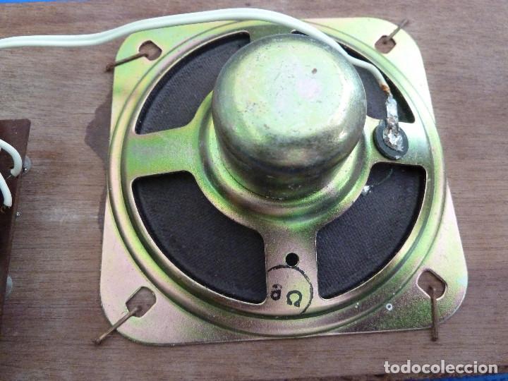 Radios antiguas: RADIO TRANSISTOR RADI-76 - Foto 7 - 134866766