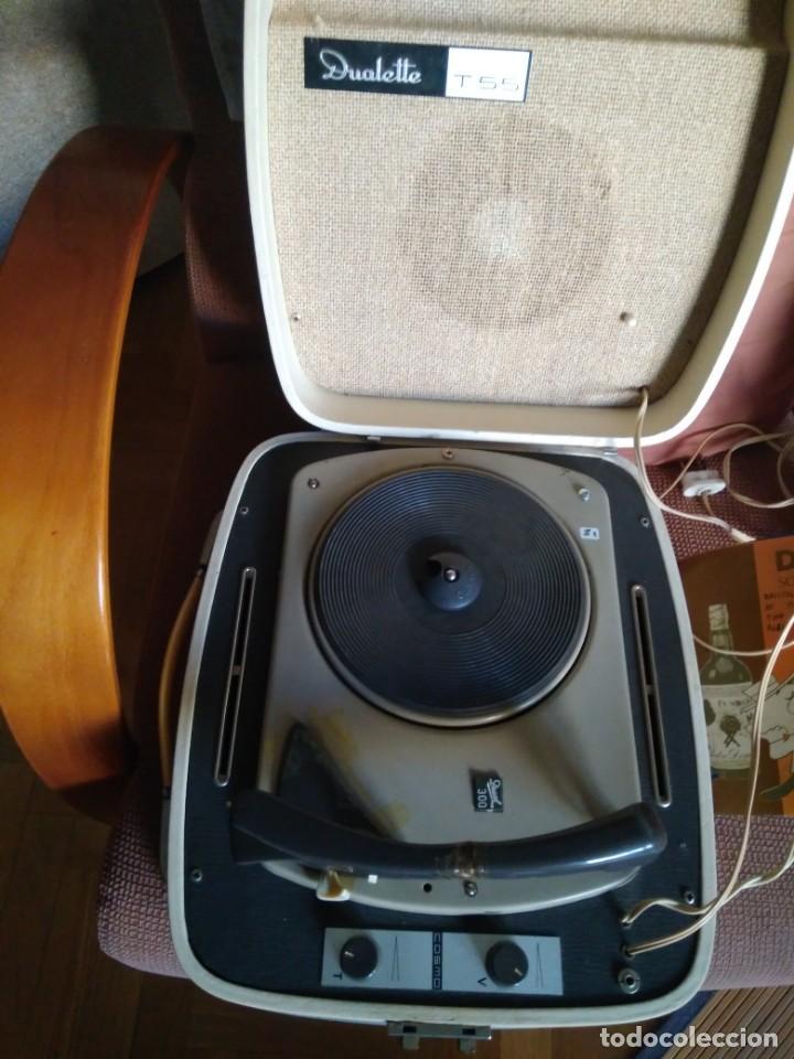 TOCADISCOS DUAL 300 (Radios, Gramófonos, Grabadoras y Otros - Transistores, Pick-ups y Otros)