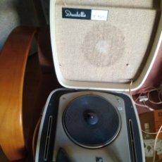 Radios antiguas: TOCADISCOS DUAL 300. Lote 134993598