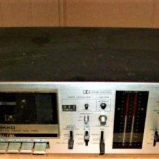 Radios antiguas: NIKKO STEREO CASSETTE-DECK-ND-790-. Lote 135010794