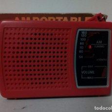 Radios antiguas: RADIO TRANSISTOR AM PORTABLE IC -90. Lote 135238298