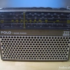 Radios antiguas: RADIO ITT SCHAUB LORENZ POLO 109 VINTAGE. Lote 135525154