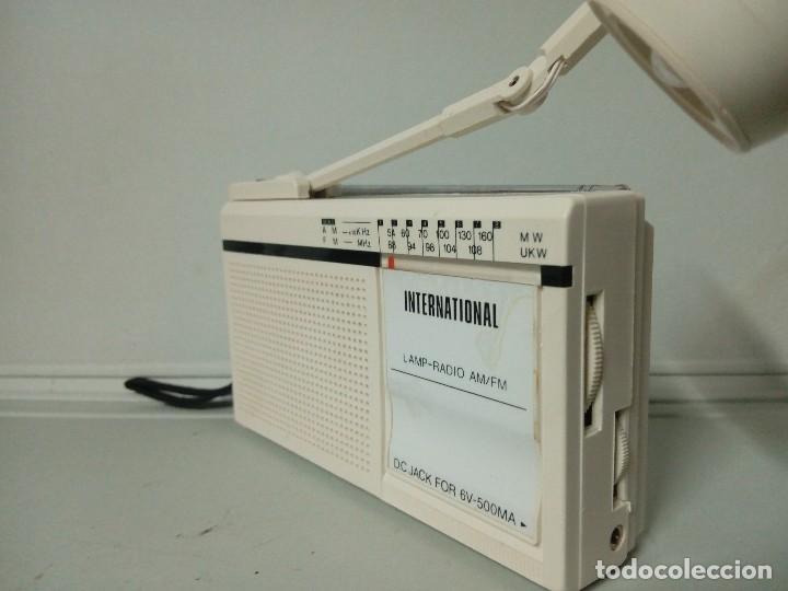 Radios antiguas: Radio transistor International Fx7 - Foto 2 - 135841362