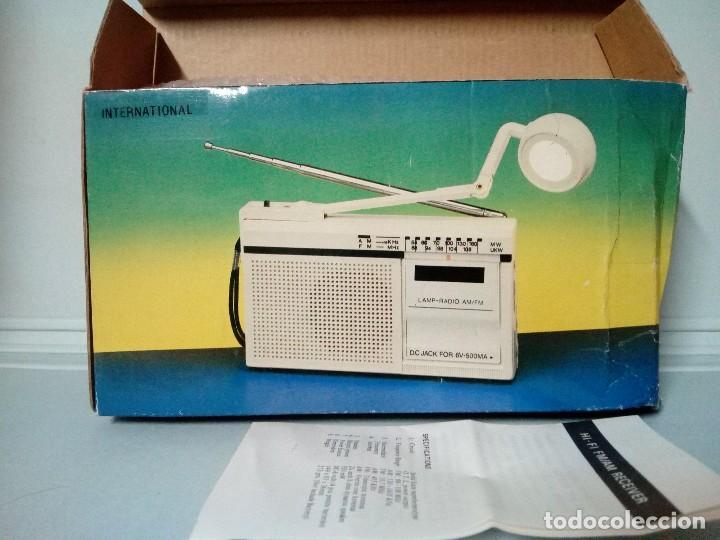 Radios antiguas: Radio transistor International Fx7 - Foto 5 - 135841362