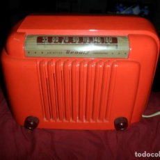 Radios antiguas: RADIO MARCA BENDIX 526B. Lote 135937386