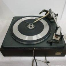 Radios antiguas: VIETA/GARRARD. Lote 135986559