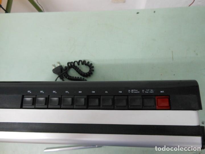 Radios antiguas: RADIO MULTIBANDAS INTER EUROMODUL 134 - Foto 5 - 136301538