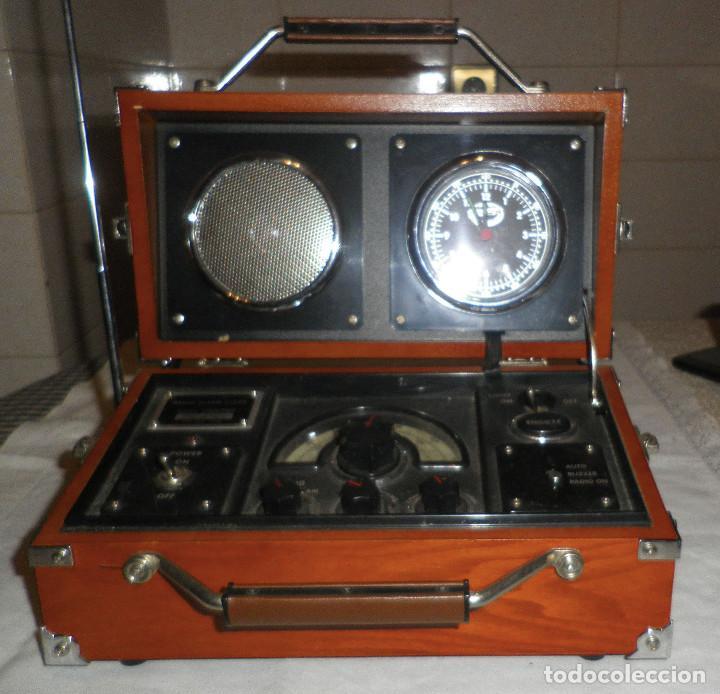 RADIO SPIRIT SAN LOUIS EN FUNCIONAMIENTO (Radios, Gramófonos, Grabadoras y Otros - Transistores, Pick-ups y Otros)