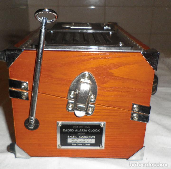Radios antiguas: radio spirit San Louis en funcionamiento - Foto 7 - 136405542