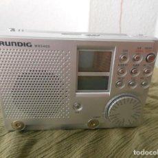 Radios antiguas: RADIO GRUNDIG WR 5405. Lote 136414518