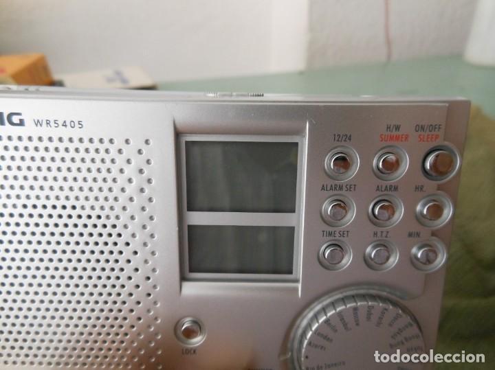 Radios antiguas: RADIO GRUNDIG WR 5405 - Foto 4 - 136414518