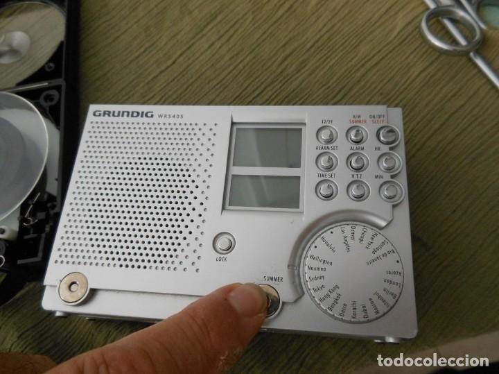 Radios antiguas: RADIO GRUNDIG WR 5405 - Foto 6 - 136414518