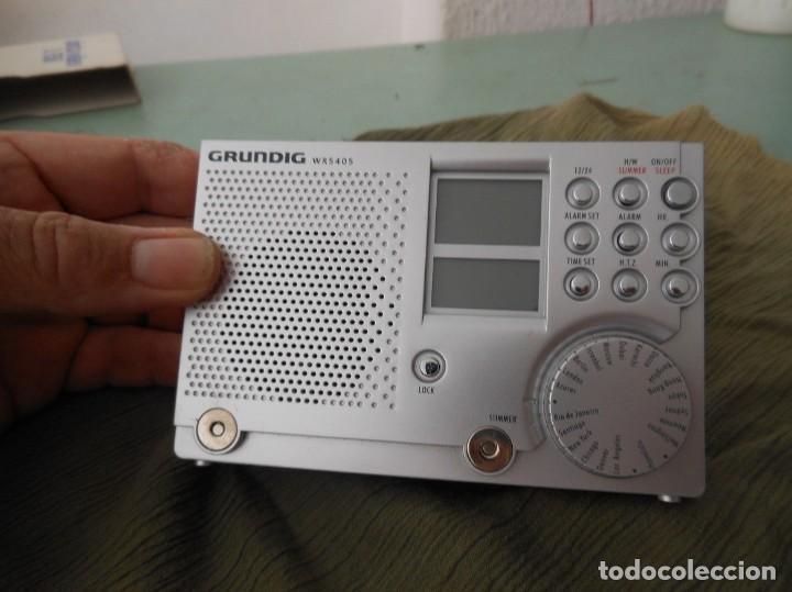 Radios antiguas: RADIO GRUNDIG WR 5405 - Foto 8 - 136414518