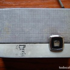 Radios antiguas: RADIO TRANSISTOR IBERIA RP-120 RP120 FUNCIONANDO. Lote 136499166