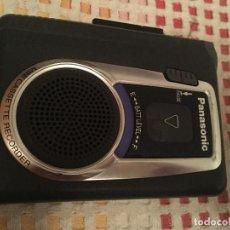 Radios antiguas: WALKMAN WALK-MAN PANASONIC MINI CASSETTE RECORDER RQ-L10 KREATEN. Lote 136499910