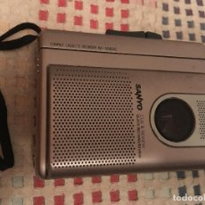 Radios antiguas: WALKMAN WALK-MAN SANYO CUE REVIEW QUICK RECORDER REVIEW M 1060C KREATEN. Lote 136500138