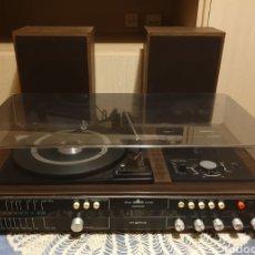 Radios antiguas: EQUIPO STEREO COSMO F5000 QUADROSOUND SERIE SALZBURG. Lote 136516493