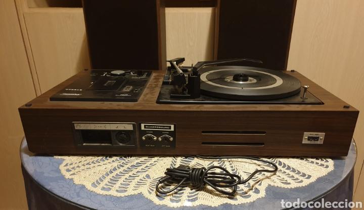 Radios antiguas: EQUIPO STEREO COSMO F5000 QUADROSOUND SERIE SALZBURG - Foto 13 - 136516493