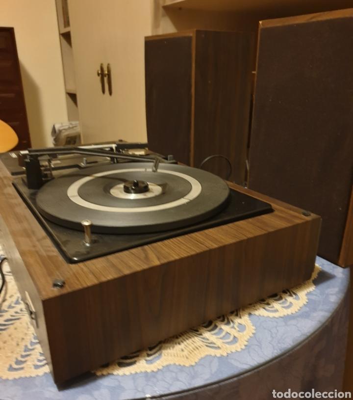 Radios antiguas: EQUIPO STEREO COSMO F5000 QUADROSOUND SERIE SALZBURG - Foto 14 - 136516493