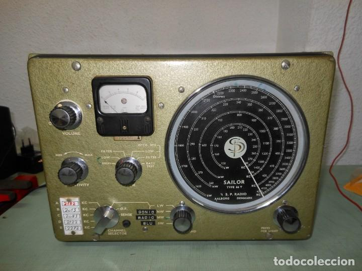 RADIO SAILOR TYPE 66T (Radios, Gramófonos, Grabadoras y Otros - Transistores, Pick-ups y Otros)