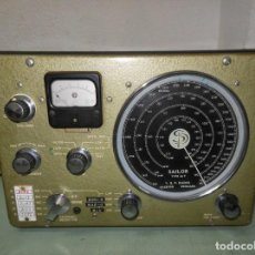 Radios antiguas: RADIO SAILOR TYPE 66T. Lote 136516922