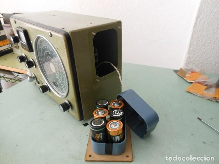 Radios antiguas: RADIO SAILOR TYPE 66T - Foto 2 - 136516922